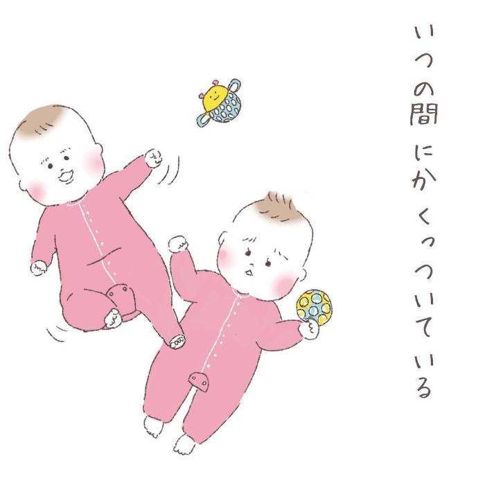 双子って最強におもしろカワイイ…ふと目を離したすきに、起きていることの画像8