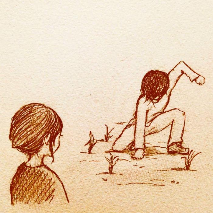 仲良し兄妹がある日、シリアスな大喧嘩。壊れた宝物に、なにを思う…?の画像8