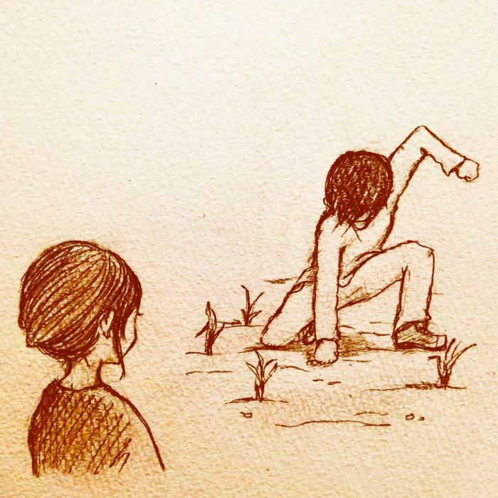 仲良し兄妹がある日、シリアスな大喧嘩。壊れた宝物に、なにを思う…?の画像7