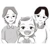 子どもって不思議。夫婦の家族みんなに似ていて、誰とも違う。 /26話前編のタイトル画像