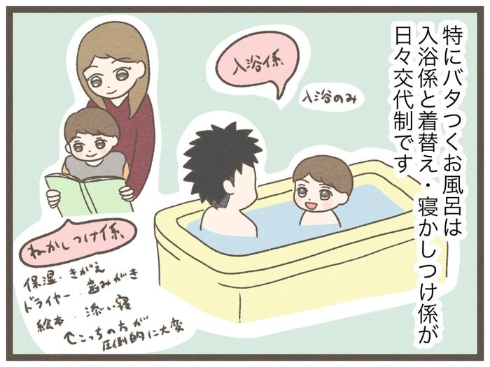 お風呂のボタンで「パパお願いしまーす」でもその日は返事がなくて…<第5回投稿コンテスト NO.41>の画像2