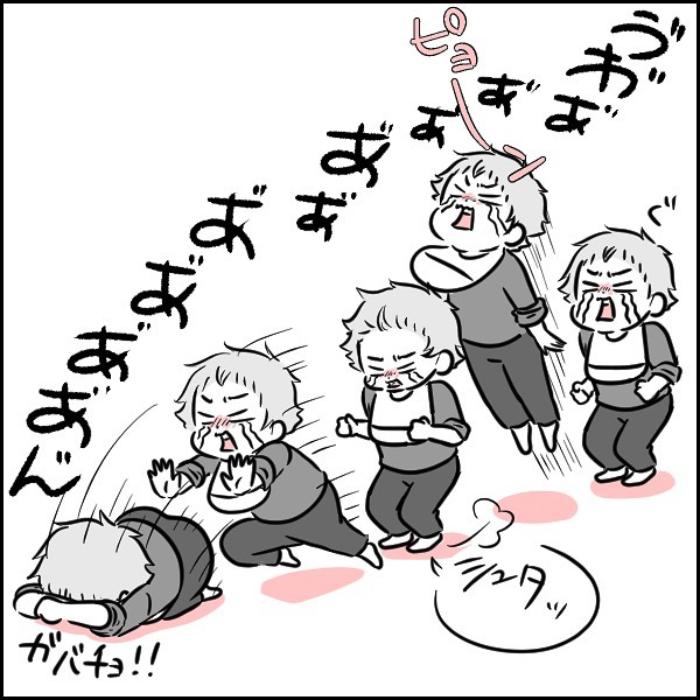 フッ、ちょろいぜ…!お布団に入らない子どもに効いた、ある方法(笑)の画像3