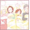 家族っていいなぁ…♡ただゆっくりと流れる至福の時間のタイトル画像