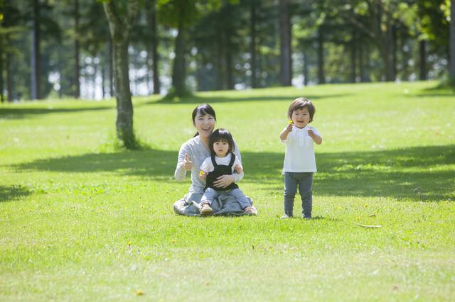 悪戦苦闘の育児中「わたし、幸せなのかも…」と思えた日。先輩ママがくれた、魔法の言葉の画像5