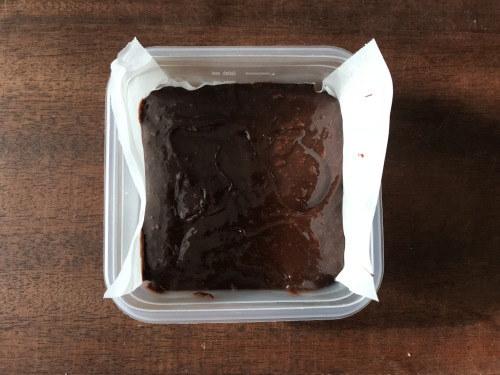 え、これレンジで作ったの!?ねっとり濃厚♡生チョコチーズケーキレシピの画像20