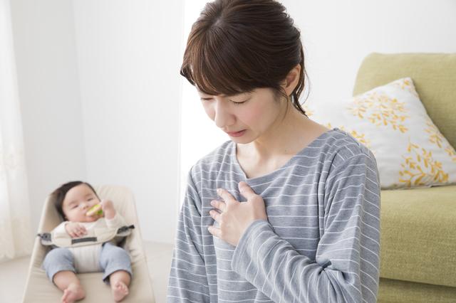 今さら産後大反省会!ナメちゃいけない「乳腺炎」と、押さえておきたい2つのことの画像1