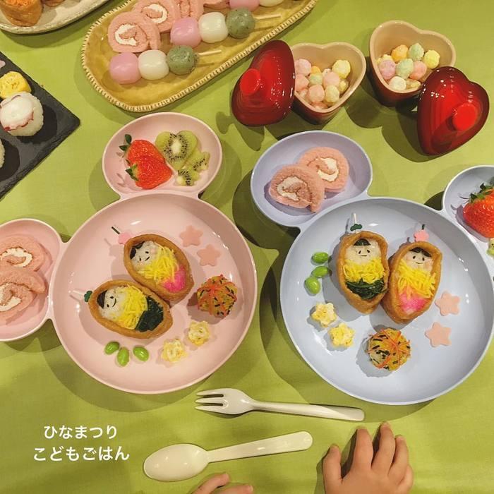 ひな祭りのご飯どうしよう…!?真似したい華やかごはん、まとめました♡の画像4