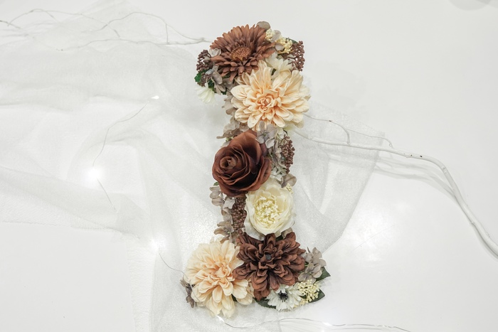 誕生日の写真がオシャレ可愛く♡「クレイケーキ」を100均材料で作ろうの画像1