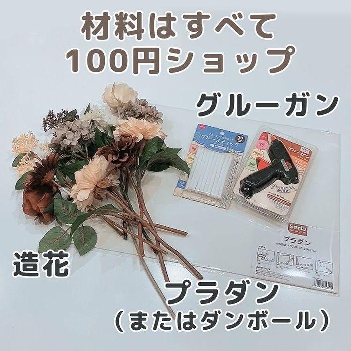 誕生日の写真がオシャレ可愛く♡「クレイケーキ」を100均材料で作ろうの画像2