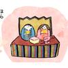 思い出を重ねる雛祭り。これからも毎年お祝いできますように。のタイトル画像