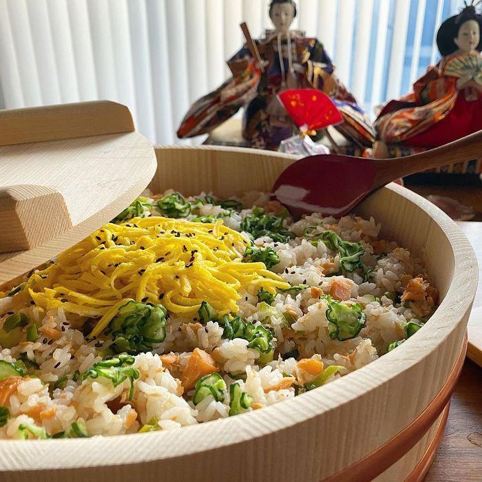 今日はひな祭り~!準備ゼロでもまだ間に合う!?家にあるモノでちらし寿司♡の画像3