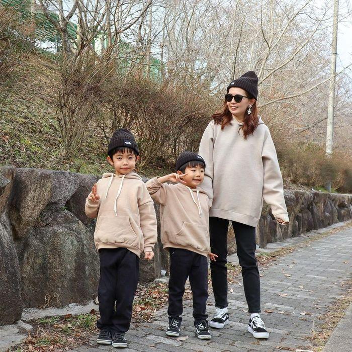暖かくなってきたこの頃…なに着よう?リンクコーデなら淡いカラーが素敵!の画像5