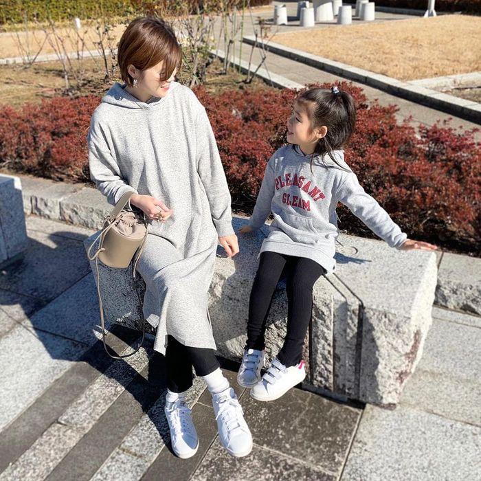 暖かくなってきたこの頃…なに着よう?リンクコーデなら淡いカラーが素敵!の画像2