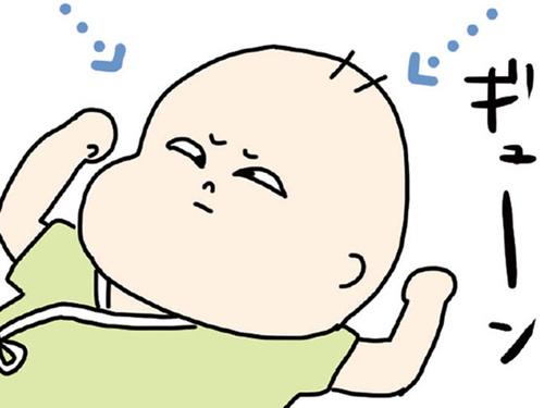 そ、そんなにお目目が自由になっちゃうんだ!?新生児の驚きのタイトル画像