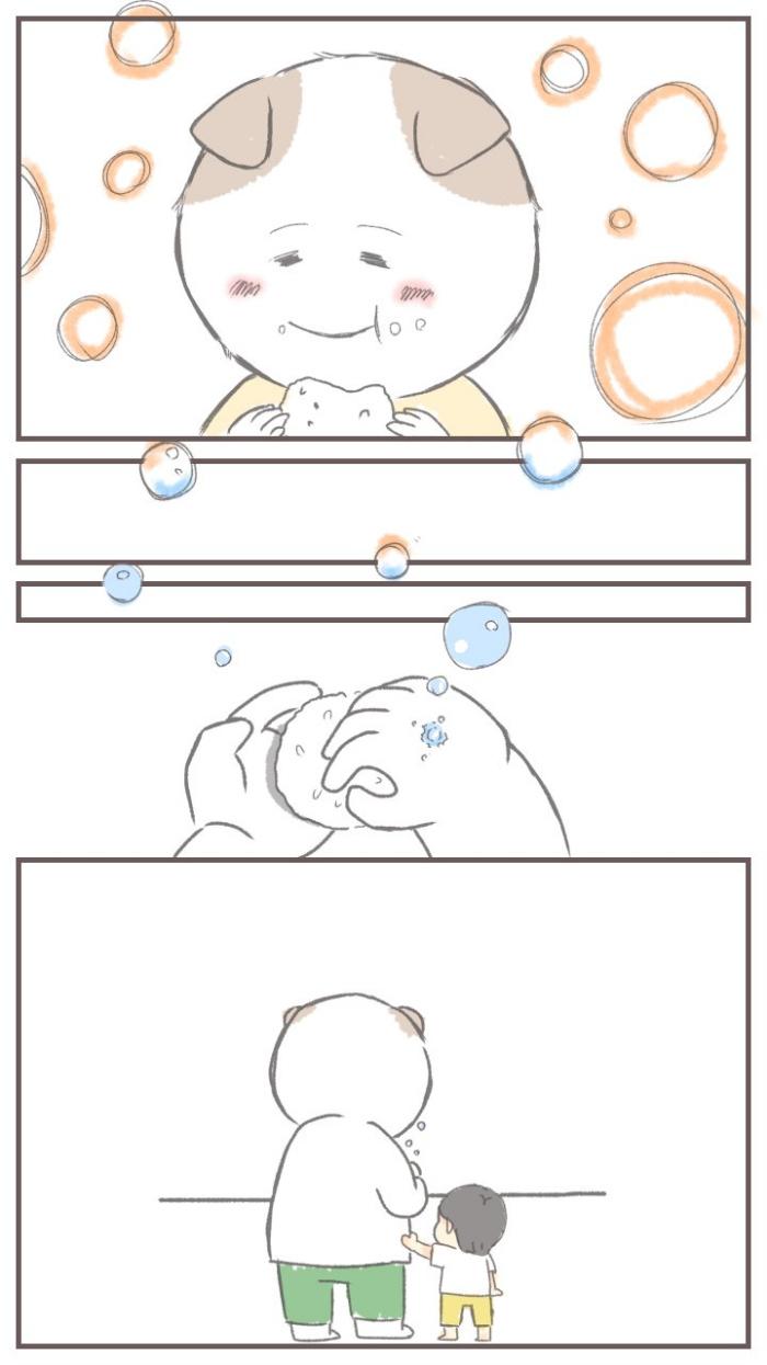 キッチンで涙がポロリ。おにぎりは三角じゃなく、丸く握る理由の画像10