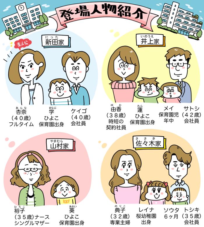 「ママ友」という関係の正体は…!?1年間の小学校生活でやっと分かったことの画像1