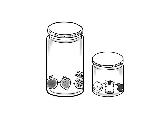 まずは透明なビンを用意!3歳児にもわかりやすい「貯金」の教え方の画像2