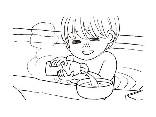 「お風呂でおままごと」ブームが加速!結果、こうなった。のタイトル画像