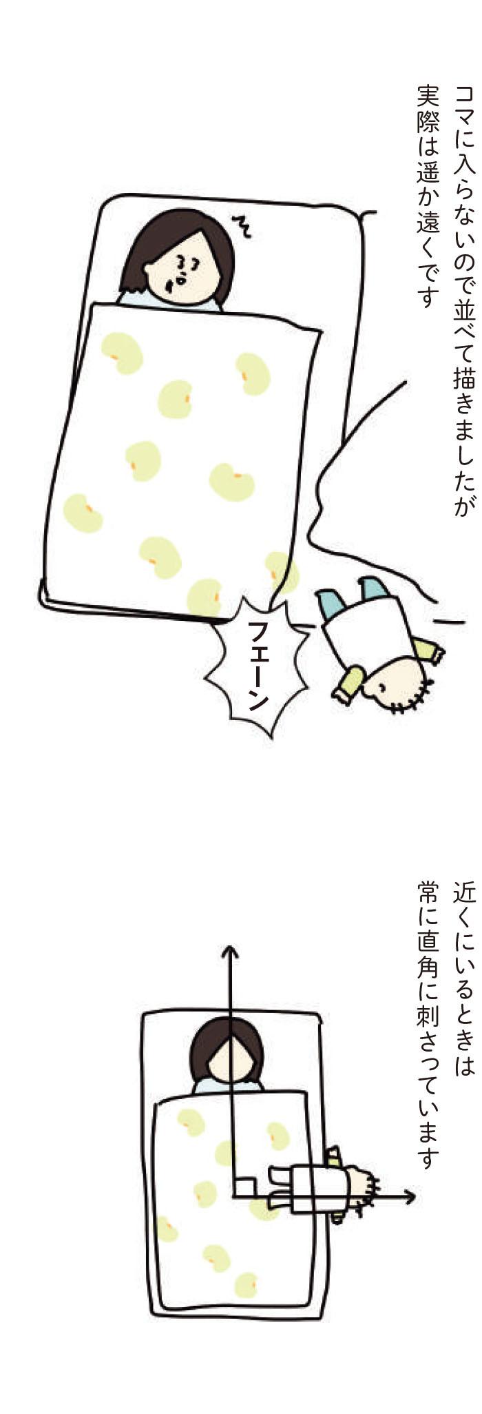 やることあるし起きなきゃ…。もはや朝まで寝落ちがデフォルトの画像2