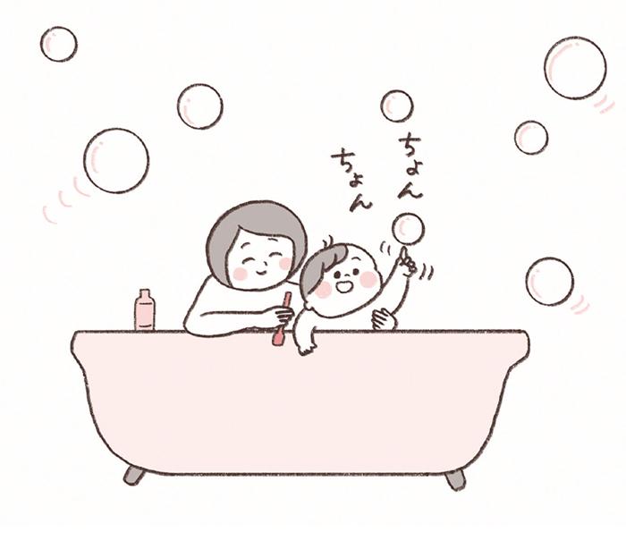 タオルで、お砂糖で、お家遊びがグレードアップ!寝返りやあんよ練習にもの画像2