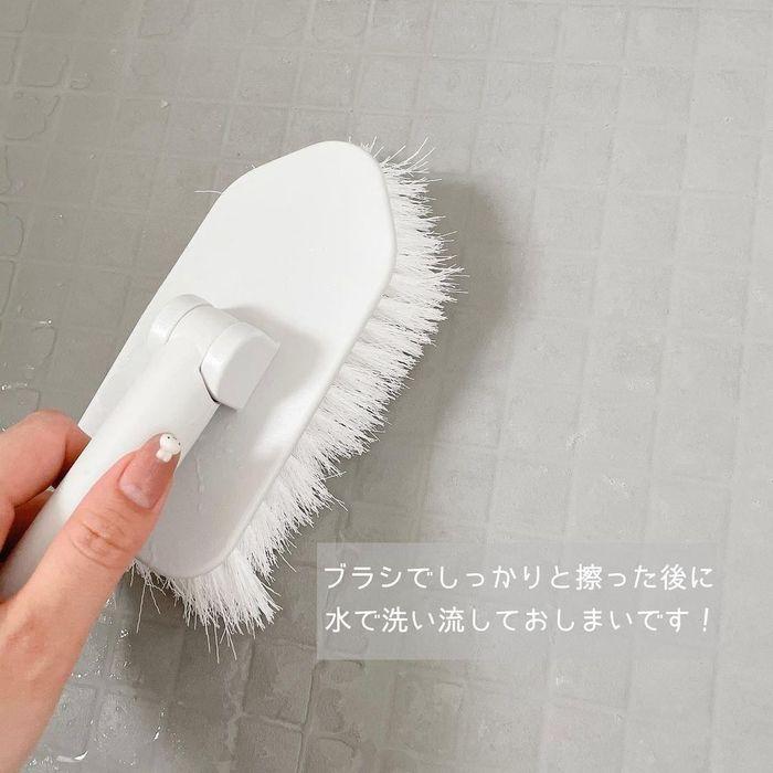 お風呂掃除が楽になる、5つのコツ。月1ルーティンで床もピカピカの画像13