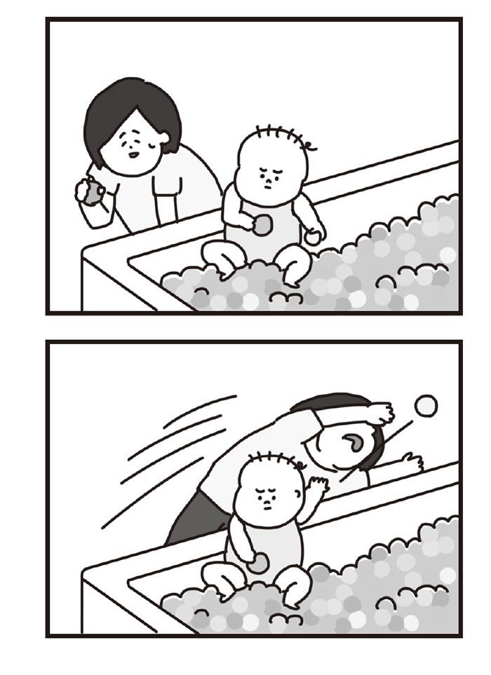 カワイイ!でも大変!育児はその繰り返し。フッと楽になるマンガをお届け!の画像6