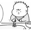 幼児クッキングあるある。「具材を一ヶ所に積みがち」ですのタイトル画像