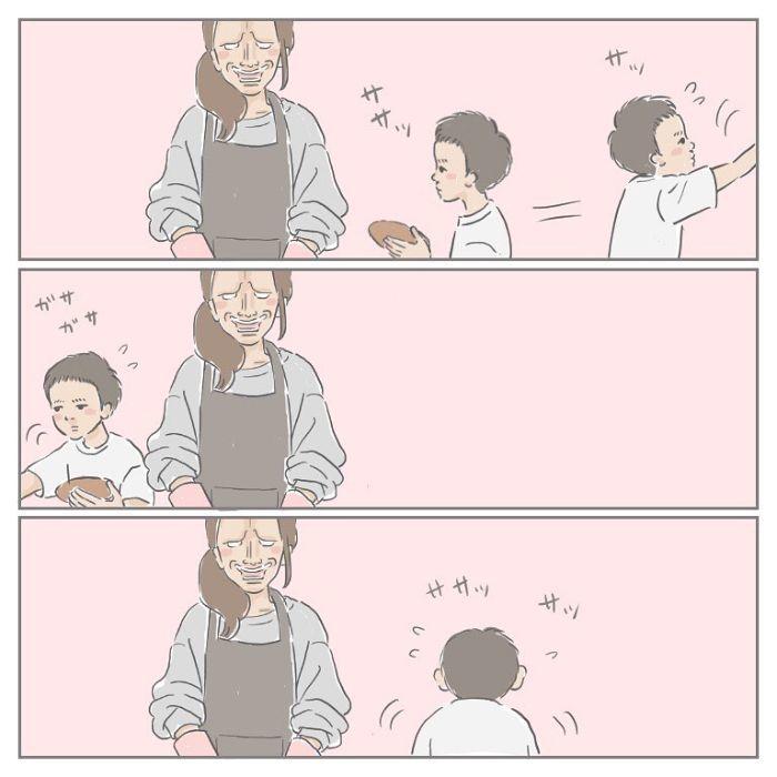 何歳まで息子を抱きしめられる?4人兄弟の母が検証してみたら…(笑)の画像22