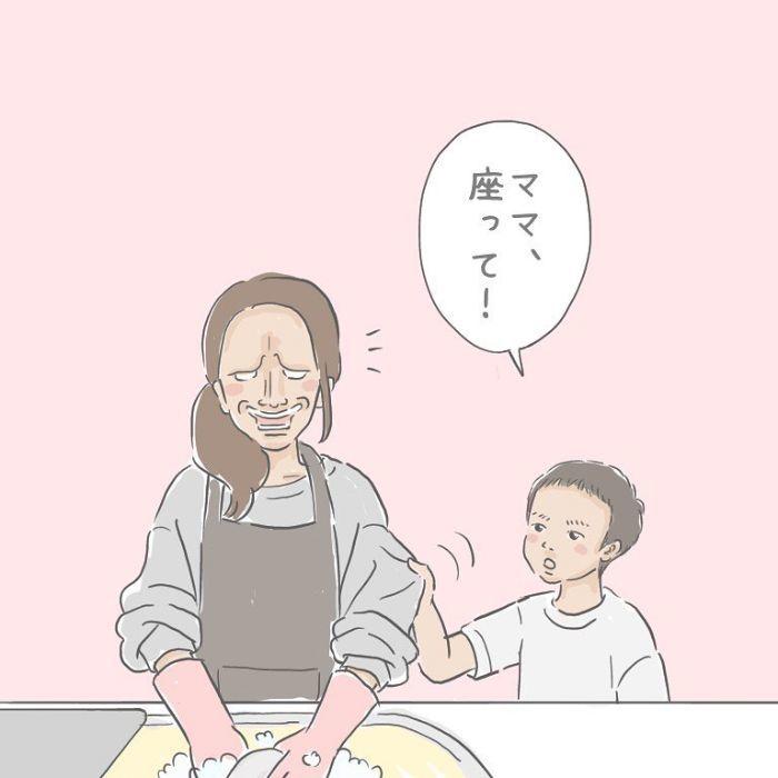 何歳まで息子を抱きしめられる?4人兄弟の母が検証してみたら…(笑)の画像23