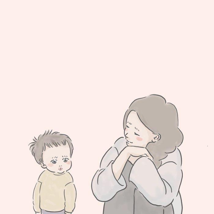何歳まで息子を抱きしめられる?4人兄弟の母が検証してみたら…(笑)の画像5