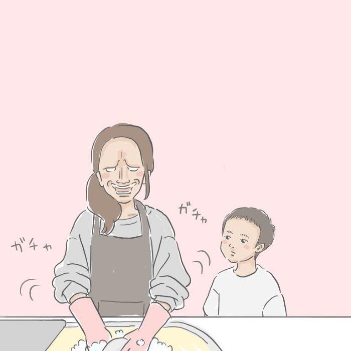 何歳まで息子を抱きしめられる?4人兄弟の母が検証してみたら…(笑)の画像21