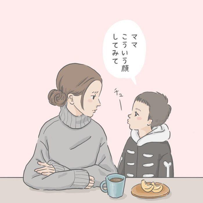 何歳まで息子を抱きしめられる?4人兄弟の母が検証してみたら…(笑)の画像7
