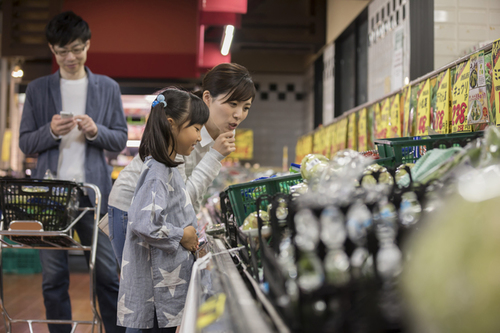 スーパーで「好きなもの1つ買っていいよ」娘のチョイスが渋すぎるのタイトル画像
