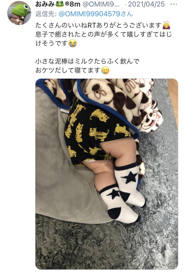 赤ちゃんが必死の逃走劇。小脇に抱えられていたものとは?の画像5