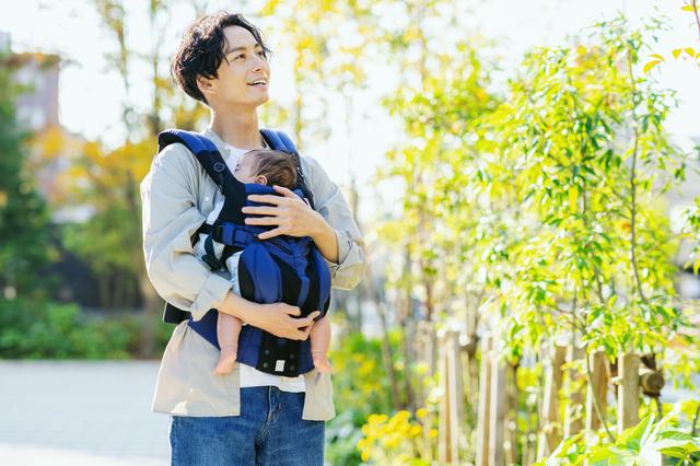Twitterで時の人「赤井英和の嫁 佳子」さんが抱っこ紐のパパに思うことの画像2