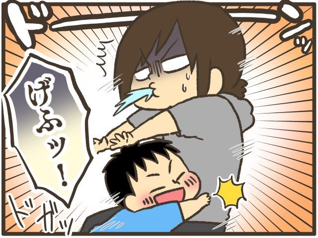 「ママだーいすき♡」愛を高らかに叫ぶ息子たちに嬉しいような、恥ずかしいような。の画像5