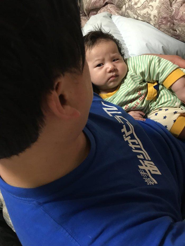 「むちゃくちゃ怖かったぜぇ」スギちゃんが思わず震えた息子の激渋フェイスの画像2