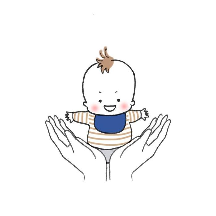 """ナニコレ!?ずっとず~っとついてくる…1歳児、""""影""""との尊すぎる戦いの画像10"""