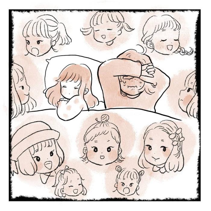 """そのポーズ、かっこよすぎ!娘の""""アイドルコンサートごっこ""""が激推せる♡の画像16"""
