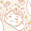 天使の寝顔からのガーン!!赤ちゃんって時々、あの人に似てるよね…のタイトル画像