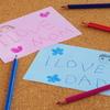 子どもからの手紙。一文字かわっただけで全然意味が違ってしまったのタイトル画像