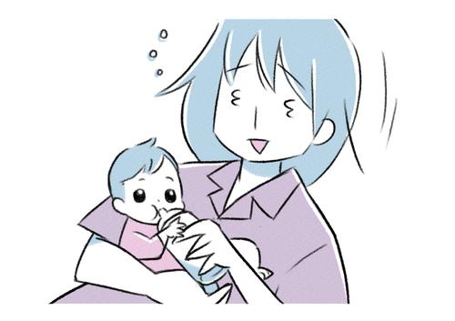 生まれてすぐの赤ちゃんのお世話。生活リズム、気にしてる?のタイトル画像