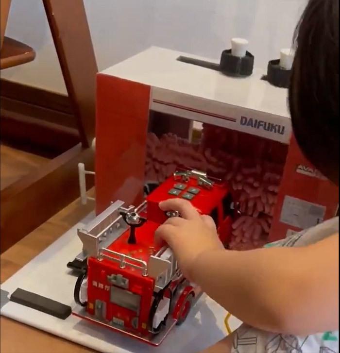 クオリティすごっ!!ママの手作りおもちゃが本格的すぎたの画像7