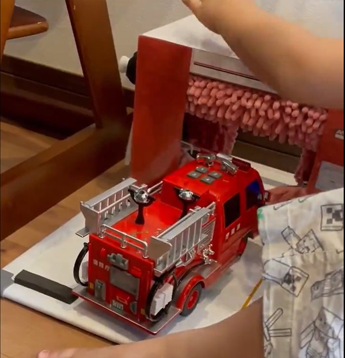 クオリティすごっ!!ママの手作りおもちゃが本格的すぎたの画像6