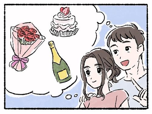 毎年お祝いってしてる?みんなの結婚記念日の過ごし方で意外な声も!のタイトル画像