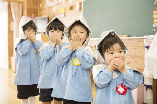 乳幼児のいる家庭の参考に!保育園の防災訓練でやってることのタイトル画像