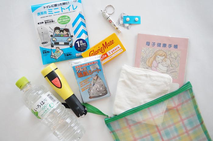 赤ちゃんのために備えておきたい防災グッズ・非常食の画像1