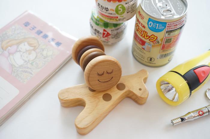 赤ちゃんのために備えておきたい防災グッズ・非常食の画像2