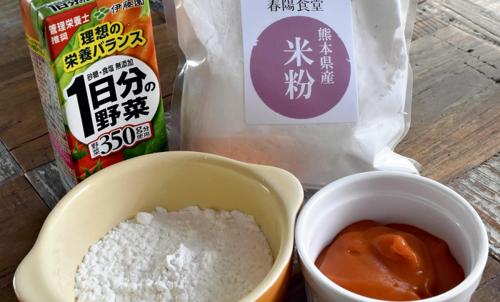 ママの防災 熊本地震で活躍「米粉離乳食」の作り方のタイトル画像