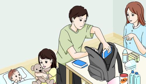 災害時は子育ても過酷に! 体験談をヒントに備えをのタイトル画像
